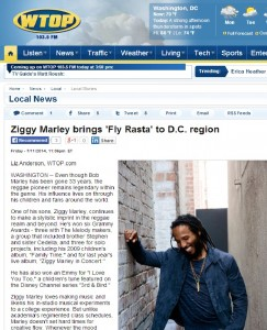 ziggy on wtop