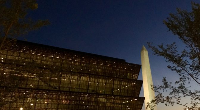Let them tell it:  What visitors say about the National Mall's brand new museum