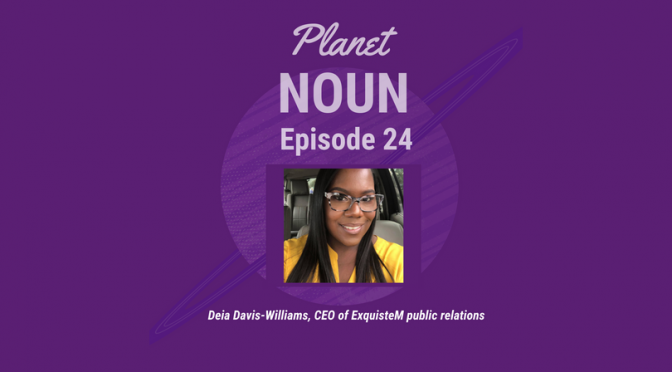 Helper's heart + determination w/ Deia Davis-Williams of ExquisteM PR