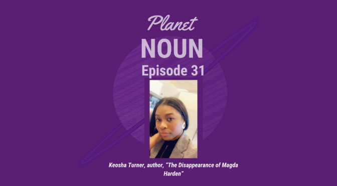 Leaving all dreams on the table with author Keosha Turner